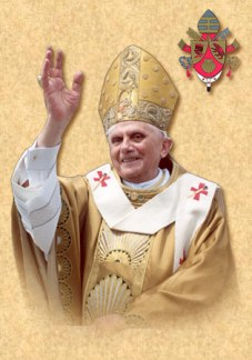 Foto dell'archivio vaticano